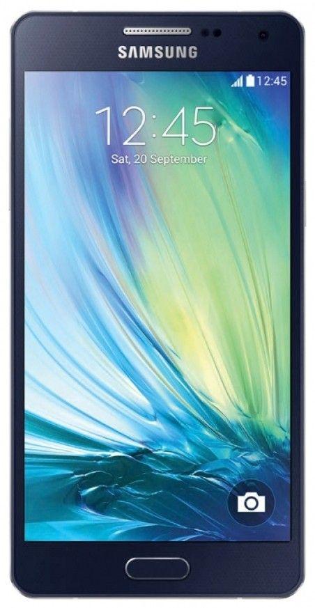 Смартфон Samsung Galaxy A5 Duos SM-A500H Black
