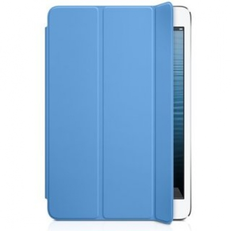 Чехол-книжка Apple Smart Cover Polyurethane для iPad mini Retina (MD970) Blue