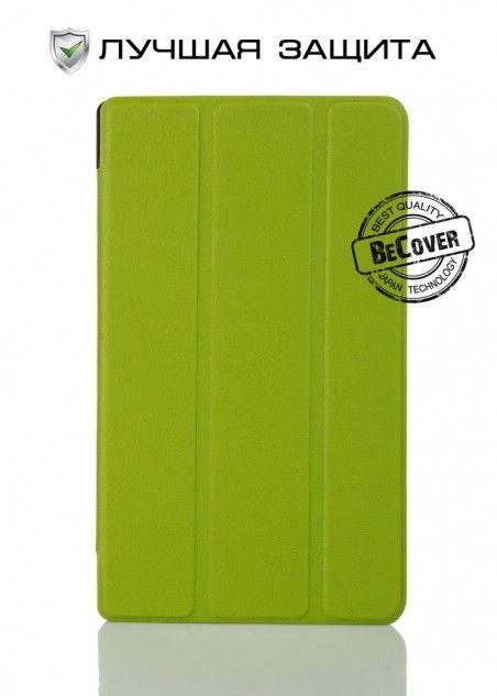 Чехол-книжка BeCover Smart Case для Lenovo Tab 2 A7-20 Green