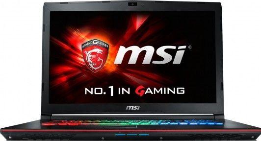Ноутбук MSI GE72-6QF Apache Pro (GE726QF-212XUA)