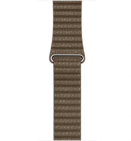 Ремешок Leather Loop для Apple Watch 42мм (MJ522/MJ532) Light Brown