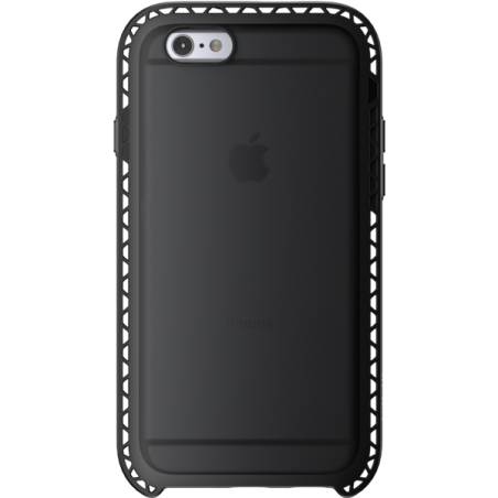 Чехол Lunatik SEISMIK Black/Smoke (SMK6-4704) for iPhone 6/6s