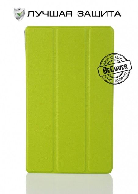 Чехол-книжка BeCover Smart Case для Samsung Tab A 8.0 T350/T355 Green