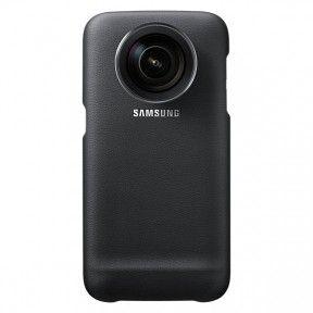 Чехол Lens Cover Samsung Galaxy S7 Black (ET-CG930DBEGRU)
