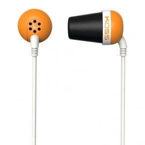 Навушники Koss The Plug Orange