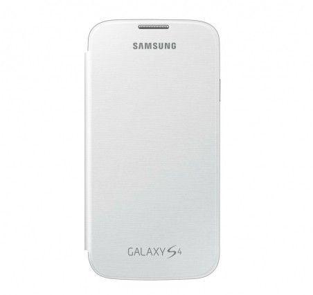 Чехол Samsung для Galaxy S4 I9500 White (EF-FI950BWEGWW)