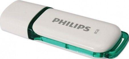 USB флеш накопитель Philips 8 GB Snow (FM08FD70B/97)