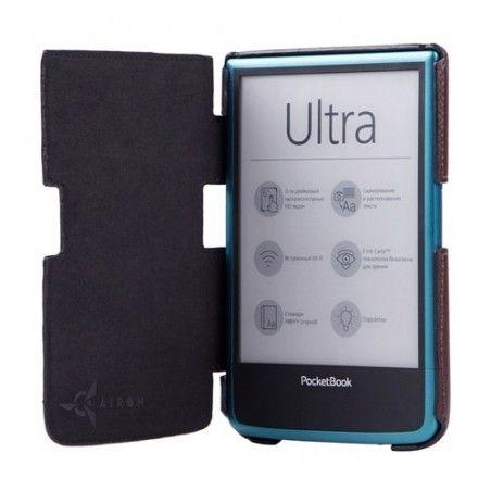 Обложка AIRON Premium для PocketBook 650 brown