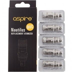 Испаритель Aspire Nautilus Coil Silver 1,8 Ом (APNCSL)