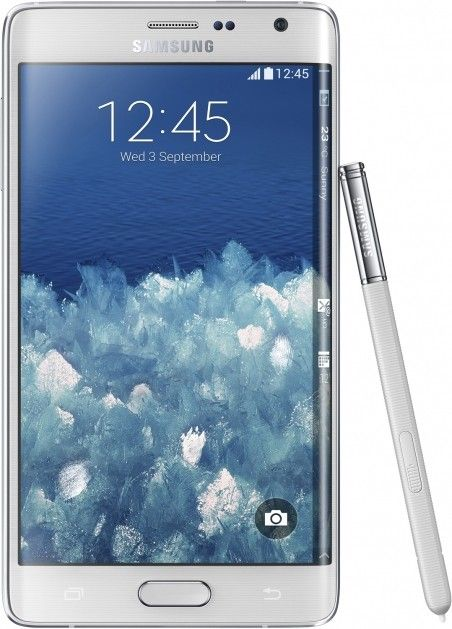 Смартфон Samsung GALAXY Note Edge N915F Frost White
