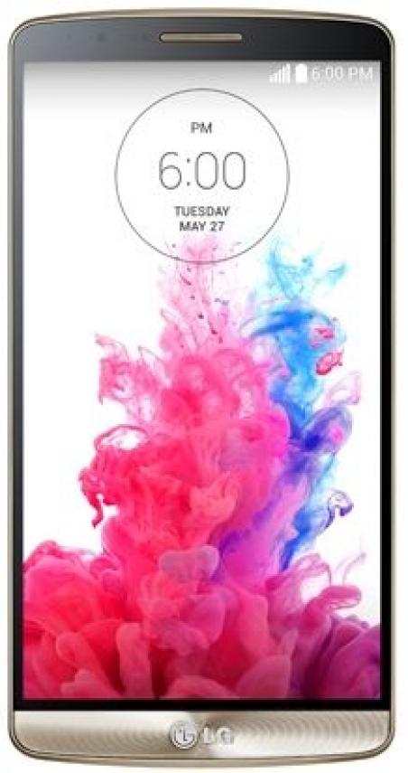 Мобильный телефон LG D855 G3 16GB Gold