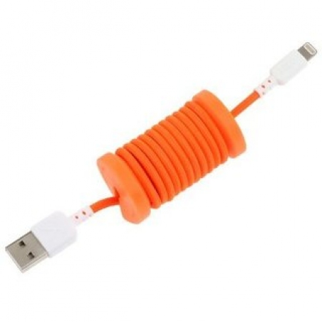 Кабель синхронизации GoPhilo Spool Cable Organizer Orange (PH003OR) (8055002390316)