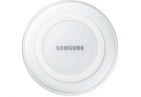 Беспроводное зарядное устройство Samsung Galaxy S6 и S6 Edge White (EP-PG920IWRGRU)