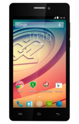 Мобильный телефон Prestigio Wize E3 3509 Dual Yellow
