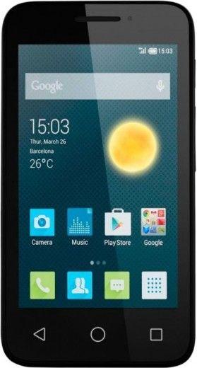 Смартфон Alcatel PIXI 3 4013D KS White