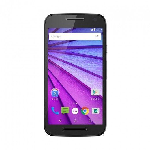 Мобильный телефон Motorola Moto G 16GB (XT1550) Black