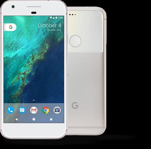 Мобильный телефон Google Pixel 128Gb White