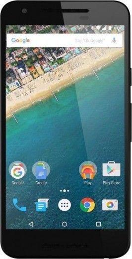 Мобильный телефон LG H791 Nexus 5X 32GB Black