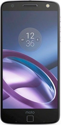 Мобильный телефон Motorola Moto Z Force Silver