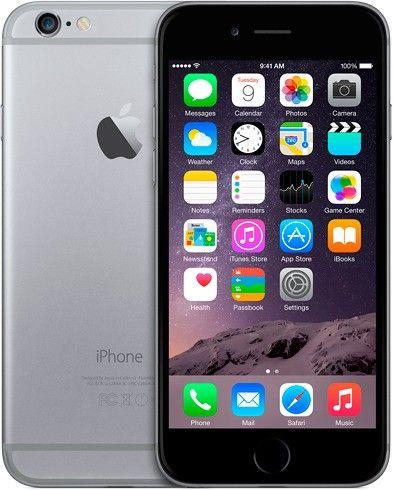 Мобильный телефон Apple iPhone 6S 64GB Space Gray