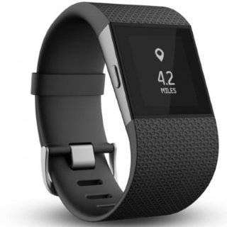 Фитнес-трекер Fitbit Surge Large Black (FB501BKL-EU)