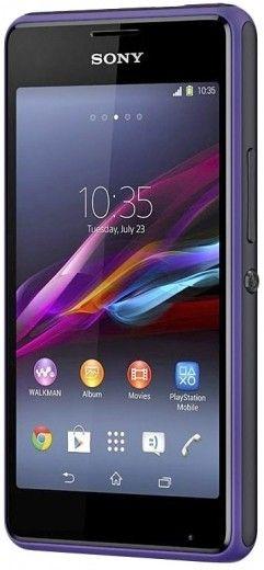 Смартфон Sony Xperia E1 D2105 Purple