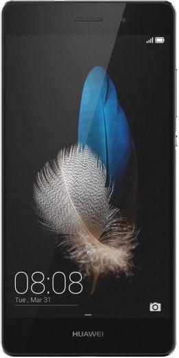 Мобильный телефон Huawei P8 Lite Black (Киевстар)