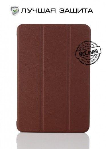 Чехол-книжка BeCover Smart Case для Samsung Tab E 9.6 T560/T561 Brown