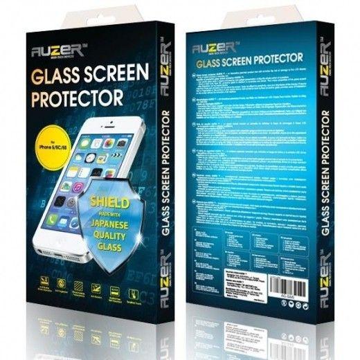 Защитное стекло Auzer AG-SSG4 Samsung S5