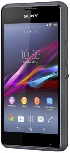 Мобильный телефон Sony Xperia E1 D2105 Black
