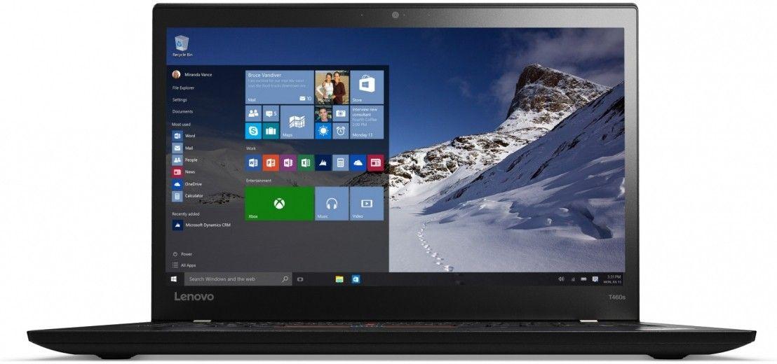 Ноутбук LENOVO ThinkPad T460 (20F9S06P00)