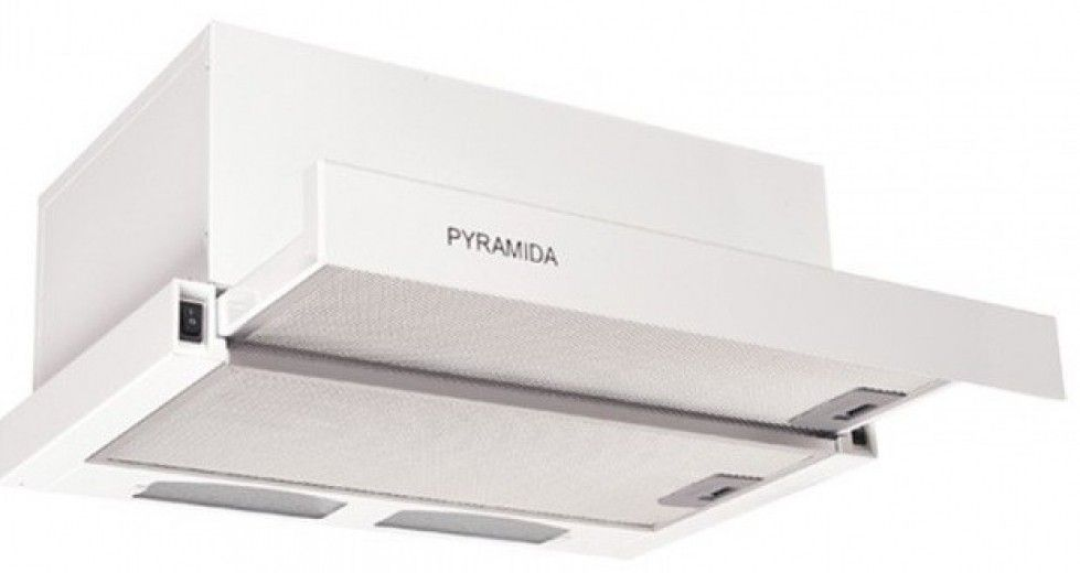 Вытяжка PYRAMIDA TL 60 WHITE