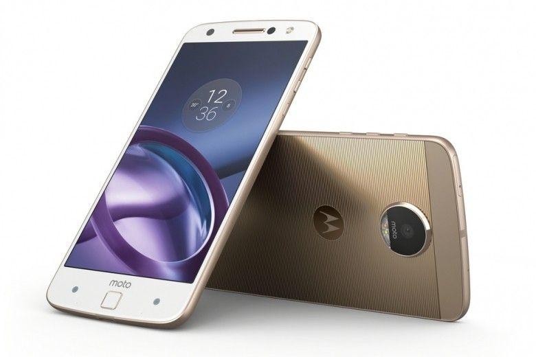 Мобильный телефон Motorola Moto Z Force Gold