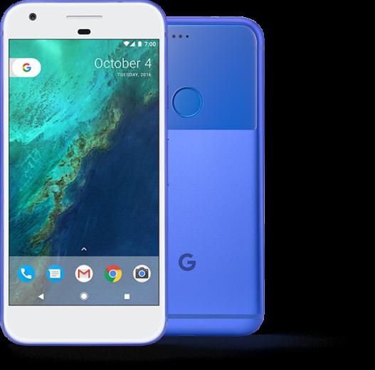 Мобильный телефон Google Pixel 128Gb Blue