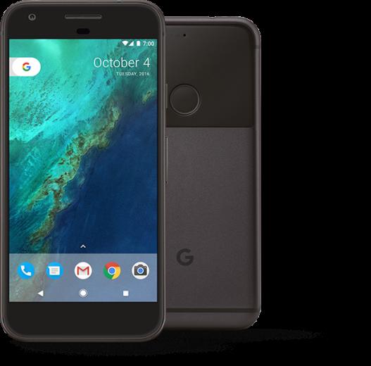 Мобильный телефон Google Pixel 128Gb Black