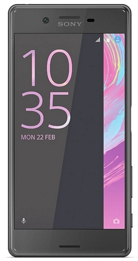 Мобильный телефон Sony Xperia X Dual F5122 Graphite Black