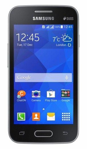 Смартфон Samsung Galaxy Ace 4 SM-G313HN Charcoal Gray