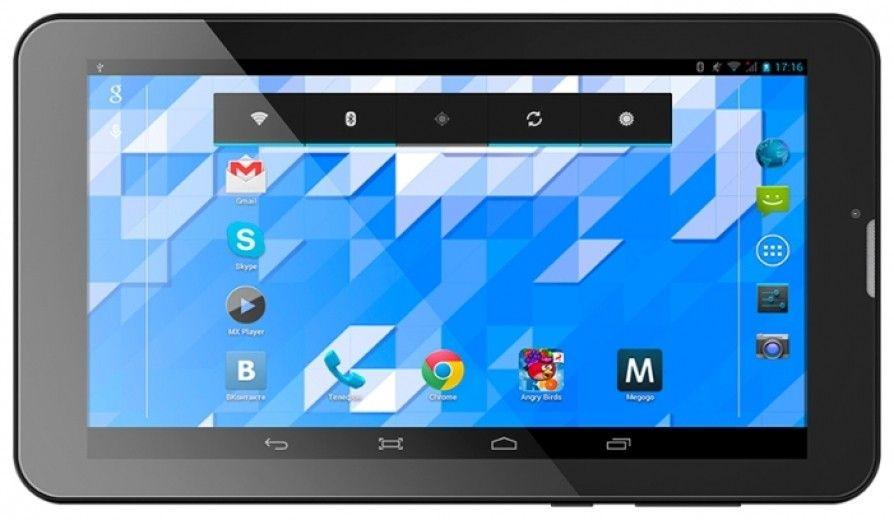 Планшет  Pixus Play Three v3.0 3G IPS
