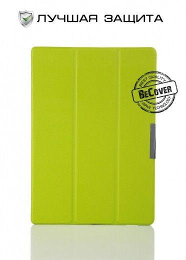 Чехол-книжка BeCover Smart Case для Lenovo Tab 2 A7-10 Green
