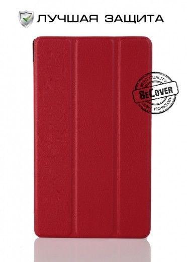 Чехол-книжка BeCover Smart Case для Asus ZenPad 7 Z370 Red