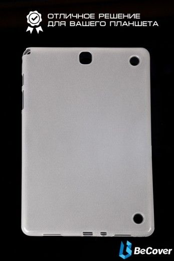 Силиконовый чехол-книжка BeCover для Samsung Tab E 9.6 T560/T561 White