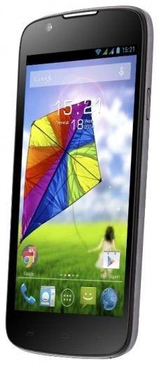 Мобильный телефон Fly IQ4413 Quad EVO Chic 3 Silver