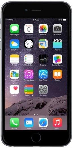 Мобильный телефон Apple iPhone 6 Plus 64GB Space Gray