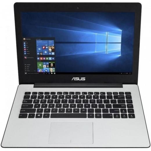Ноутбук Asus X453SA (X453SA-WX083D) White