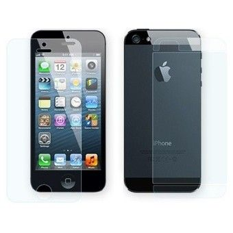 Защитная пленка Remax Ultimate Screen Guard 2in1 Crysta for iPhone 5/5S (matte)