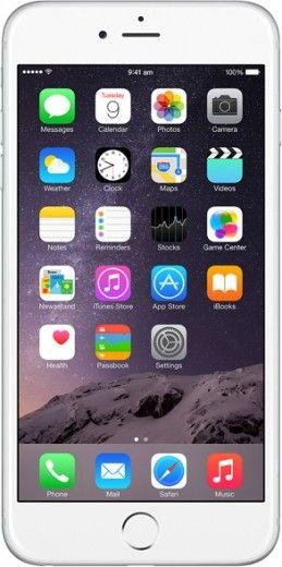 Мобильный телефон Apple iPhone 6 Plus 64GB Silver