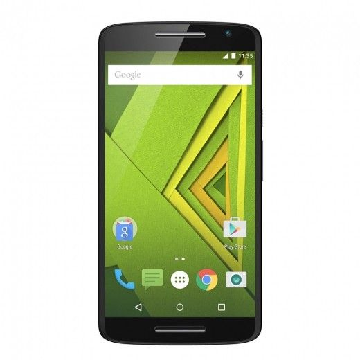 Мобильный телефон Motorola Moto X Play (XT1562) 16GB SS Black