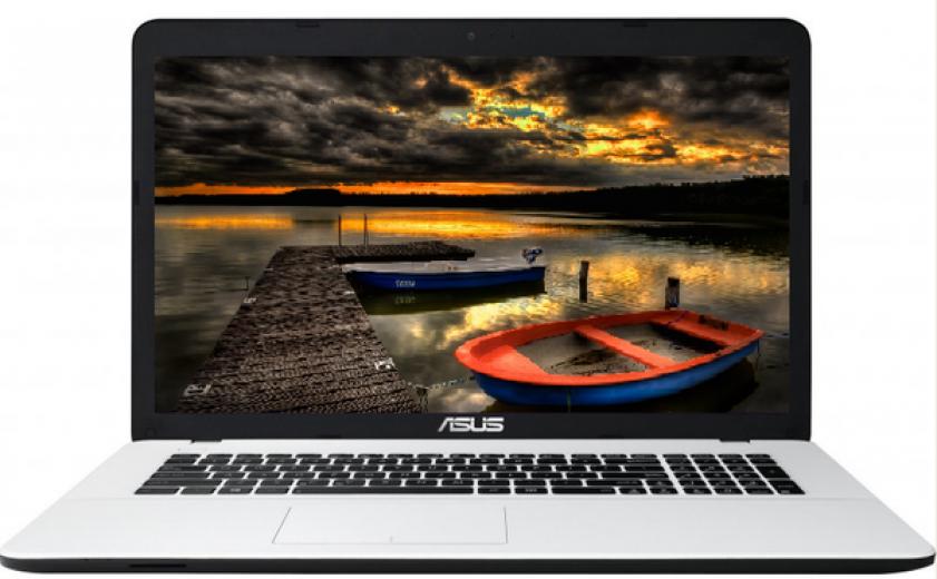 Ноутбук Asus X751LB (X751LB-T4249D) White