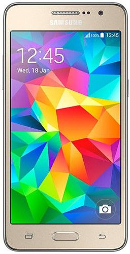 Смартфон Samsung Galaxy Grand Prime SM-G531H Gold