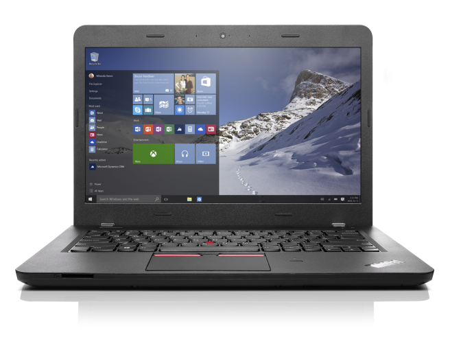 Ноутбук LENOVO ThinkPad E460 (20ETS02Y00)